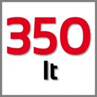 350 Litres